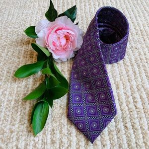 ✨✨BEAUTIFUL SILK ERMENEGILDO ZEGNA NECK TIE✨✨